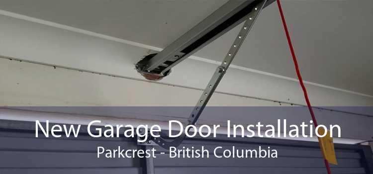 New Garage Door Installation Parkcrest - British Columbia