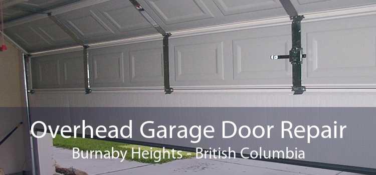 Overhead Garage Door Repair Burnaby Heights - British Columbia