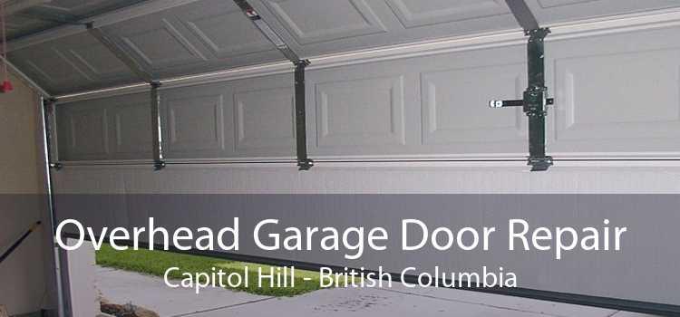 Overhead Garage Door Repair Capitol Hill - British Columbia