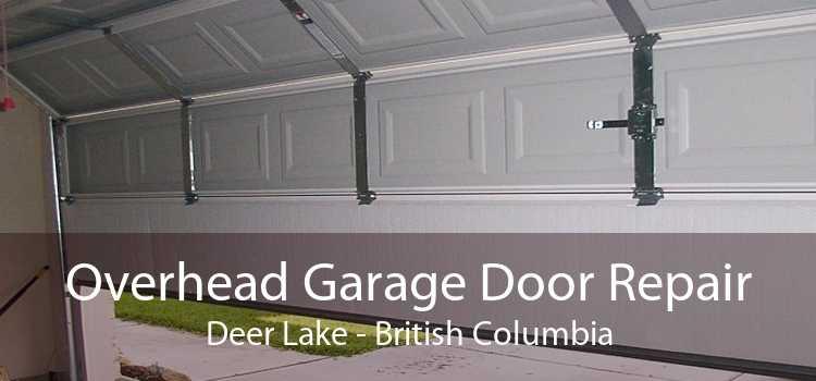 Overhead Garage Door Repair Deer Lake - British Columbia
