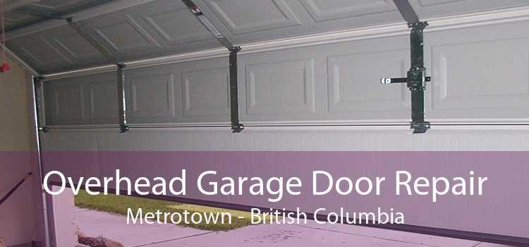 Overhead Garage Door Repair Metrotown - British Columbia