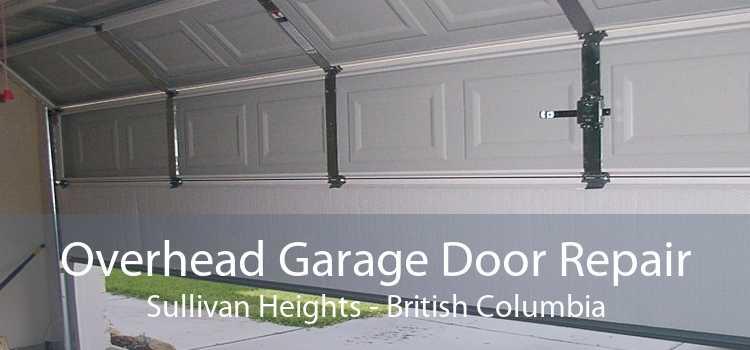 Overhead Garage Door Repair Sullivan Heights - British Columbia