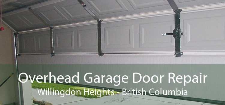 Overhead Garage Door Repair Willingdon Heights - British Columbia