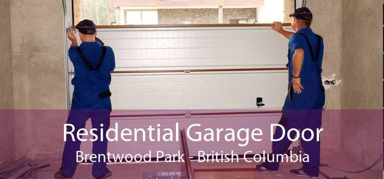 Residential Garage Door Brentwood Park - British Columbia