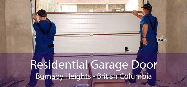Residential Garage Door Burnaby Heights - British Columbia