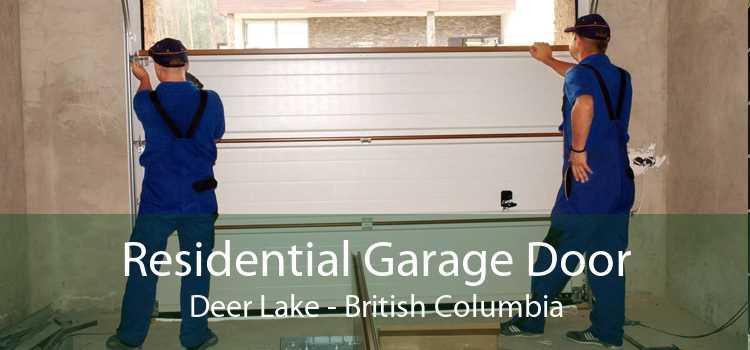 Residential Garage Door Deer Lake - British Columbia