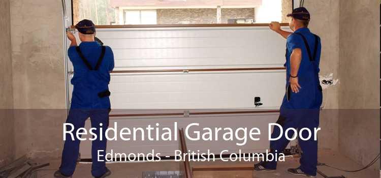 Residential Garage Door Edmonds - British Columbia