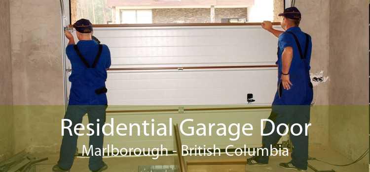 Residential Garage Door Marlborough - British Columbia