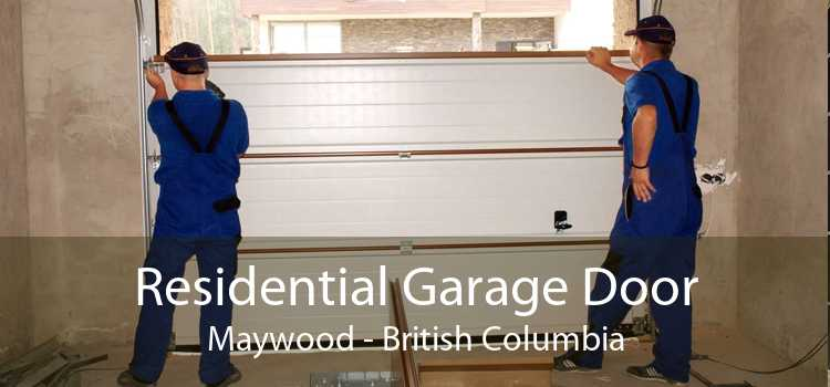 Residential Garage Door Maywood - British Columbia