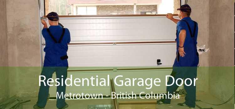 Residential Garage Door Metrotown - British Columbia
