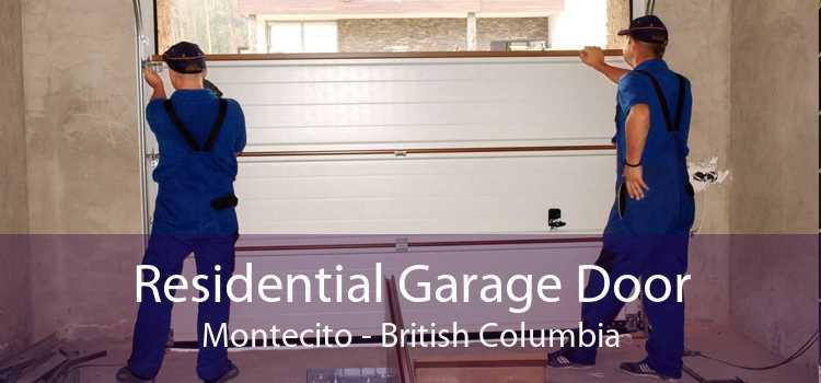Residential Garage Door Montecito - British Columbia