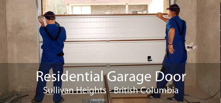 Residential Garage Door Sullivan Heights - British Columbia