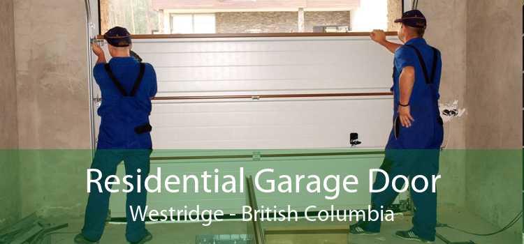 Residential Garage Door Westridge - British Columbia