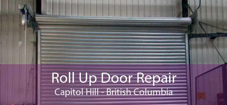 Roll Up Door Repair Capitol Hill - British Columbia