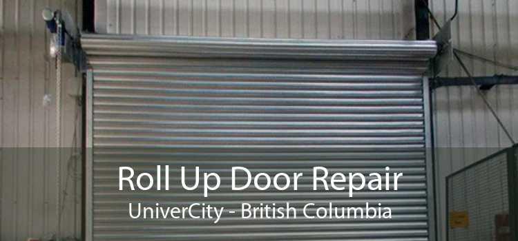 Roll Up Door Repair UniverCity - British Columbia
