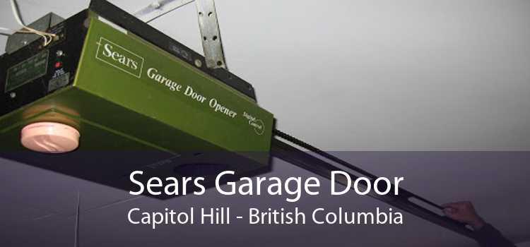 Sears Garage Door Capitol Hill - British Columbia