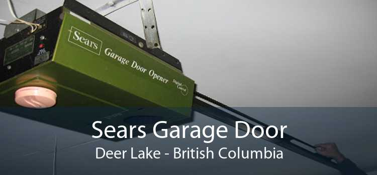 Sears Garage Door Deer Lake - British Columbia
