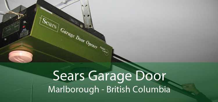 Sears Garage Door Marlborough - British Columbia