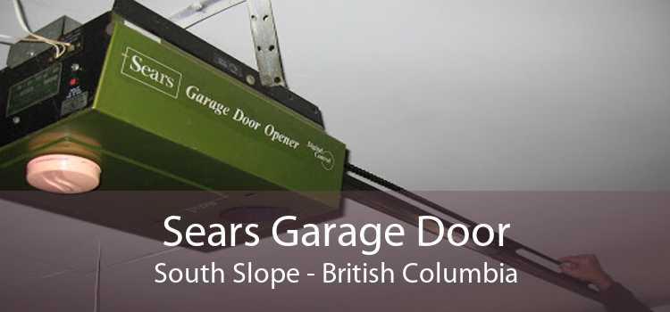 Sears Garage Door South Slope - British Columbia