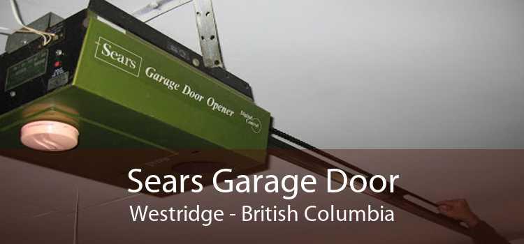 Sears Garage Door Westridge - British Columbia