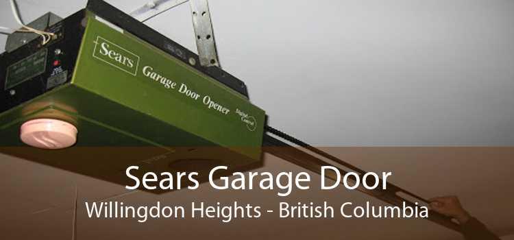 Sears Garage Door Willingdon Heights - British Columbia