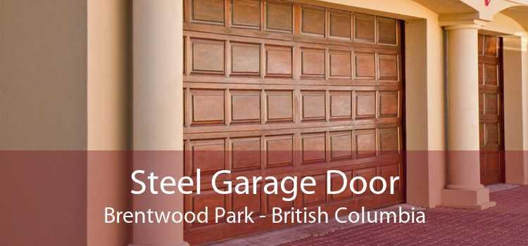 Steel Garage Door Brentwood Park - British Columbia