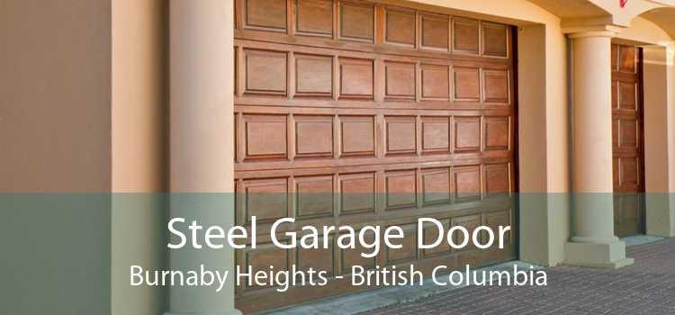 Steel Garage Door Burnaby Heights - British Columbia