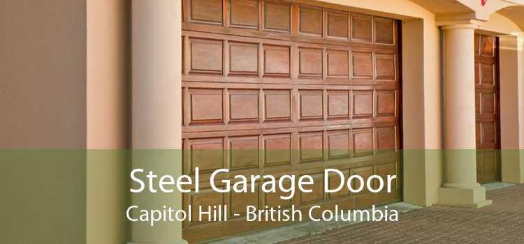 Steel Garage Door Capitol Hill - British Columbia