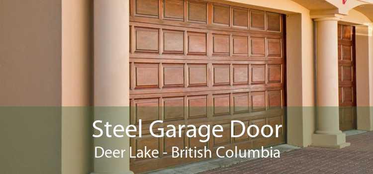 Steel Garage Door Deer Lake - British Columbia