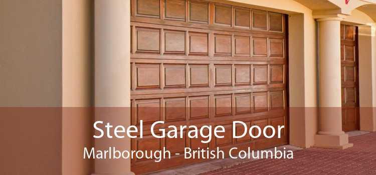 Steel Garage Door Marlborough - British Columbia