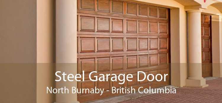 Steel Garage Door North Burnaby - British Columbia