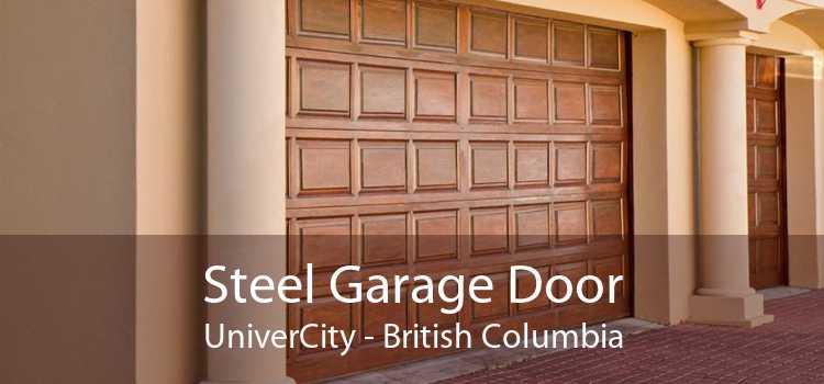Steel Garage Door UniverCity - British Columbia