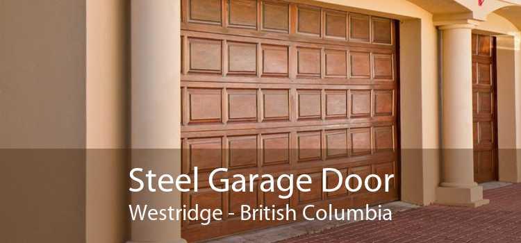 Steel Garage Door Westridge - British Columbia