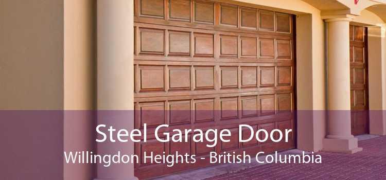 Steel Garage Door Willingdon Heights - British Columbia