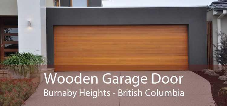 Wooden Garage Door Burnaby Heights - British Columbia